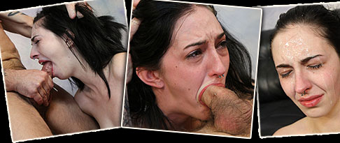 Rosalyn Winter Gets Face Fucked on Facial Abuse